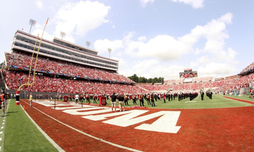 NC State stepping up the game day experience at Carter-Finley ... on